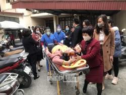 Phó Chủ tịch HĐQT trường Newton bị hành hung tại Cục thi hành án TP Hà Nội