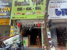 Cầy Giấy: Nổ bình ga ở nhà hàng Sushi Việt phố Tô Hiệu người dân hoảng loạn
