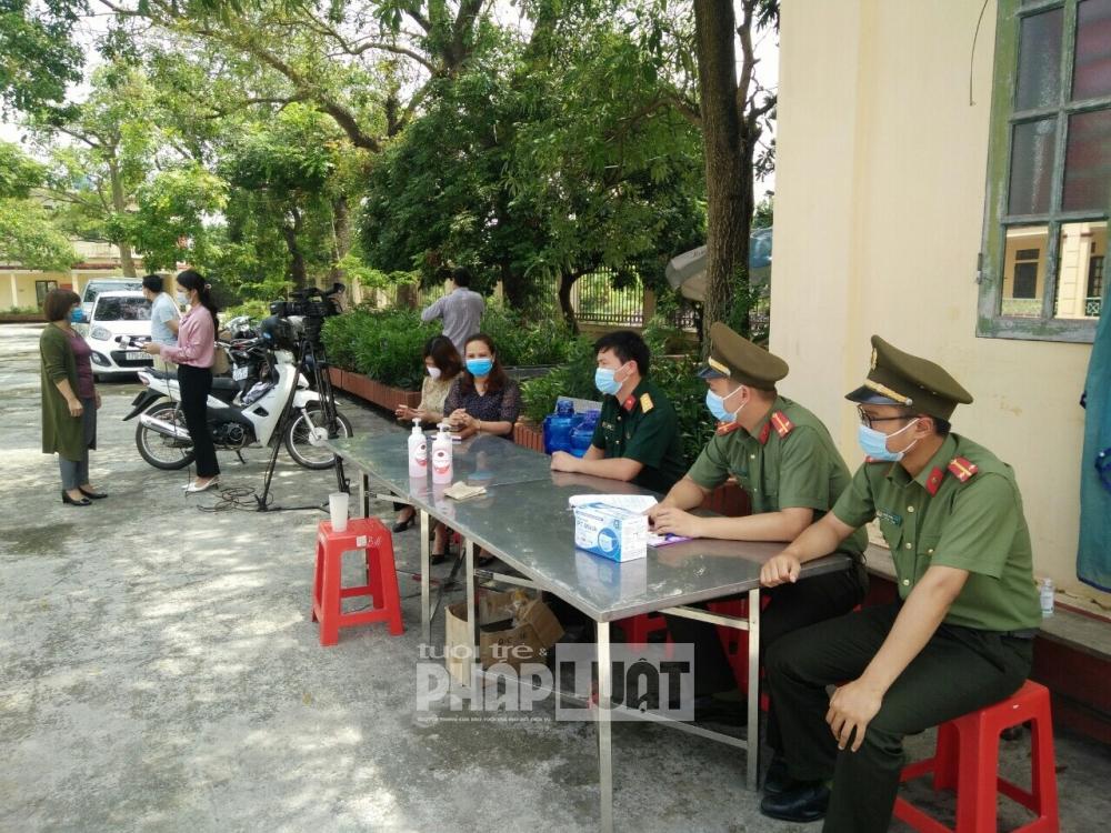 Nóng: Thái Bình thực hiện giãn cách xã hội từ 12h trưa nay