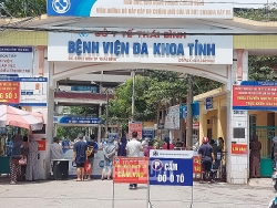 Thái Bình: Cách ly y tế Bệnh viện Đa khoa tỉnh