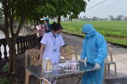 Thái Bình: Thêm 1 ca dương tính với Covid-19, liên quan đến Bệnh viện K