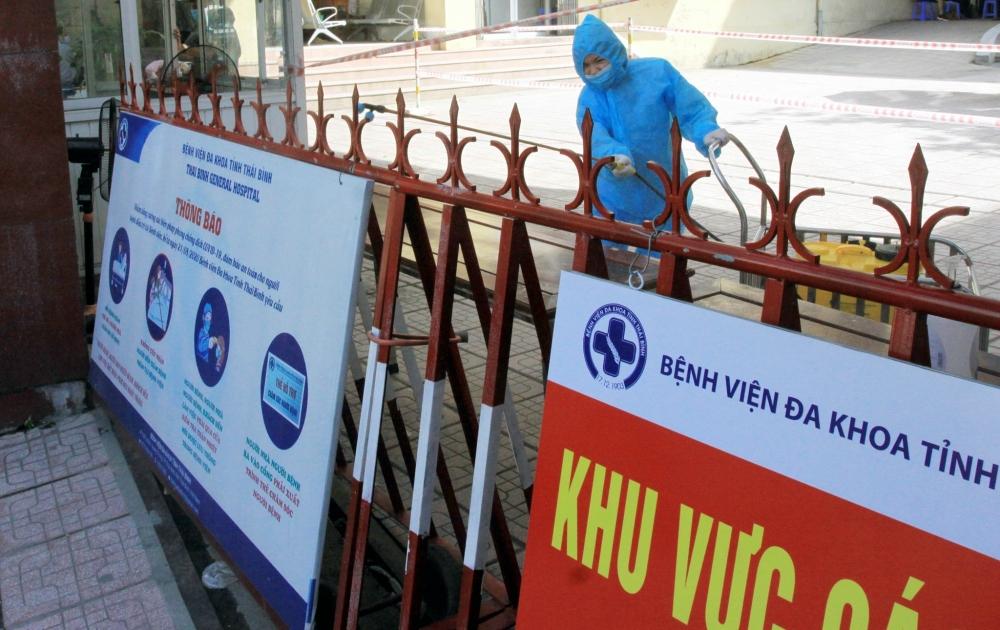 Thái Bình: Thêm 1 ca bệnh tái dương tính với SARS-CoV-2