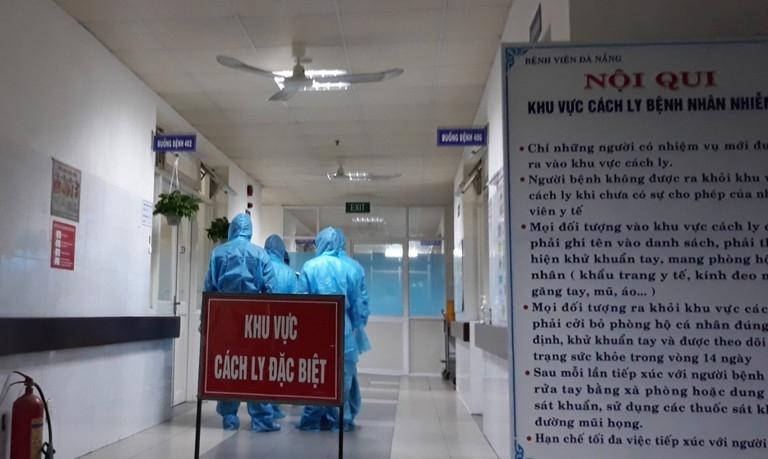 Thêm 9 ca nhiễm Covid-19 tại Đà Nẵng và Hà Nội