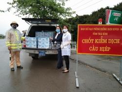 Tối 1/8: 28 ca nhiễm Covid-19, tỉnh Thái Bình có ca lây nhiễm cộng đồng đầu tiên