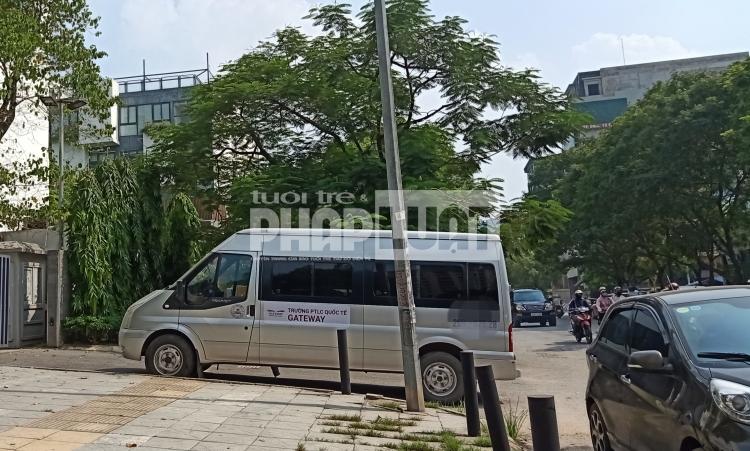 Từ vụ xe đưa đón Gateway, Hà Nội xử phạt 39 trường hợp vi phạm