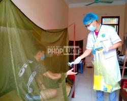 Thái Bình: Huyện Hưng Hà ra công điện khẩn sau khi phát hiện 1 công dân dương tính với Covid-19