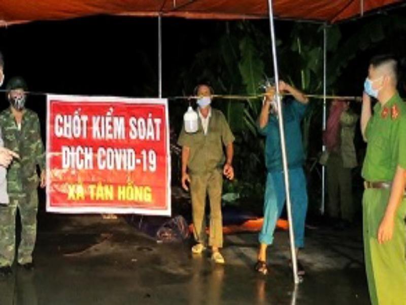 Sáng 17/8: Bộ Y tế xác nhận thêm 2 ca COVID-19 ở Hải Dương và Quảng Nam