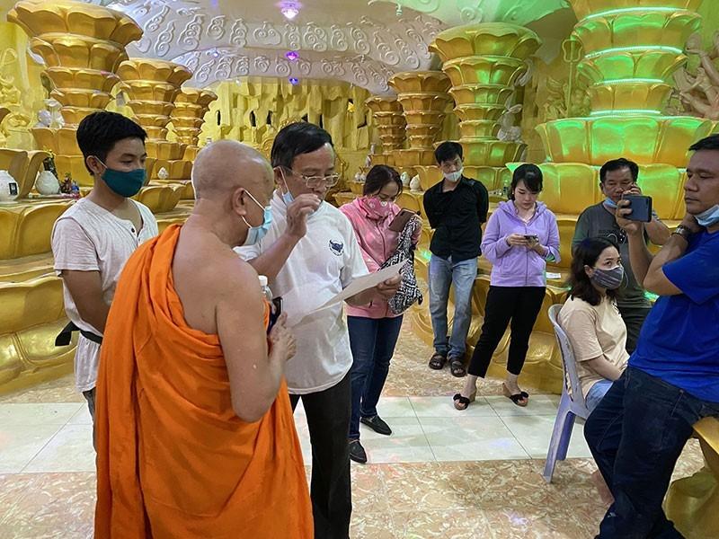 Hàng trăm hũ tro cốt rơi di ảnh tại chùa Kỳ Quang 2: Có xét nghiệm ADN được không?