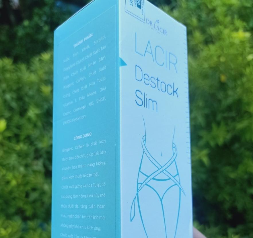 """Vạch trần thủ đoạn """"thần thánh"""" mỹ phẩm Dr.Lacir có thể hủy mỡ thừa"""