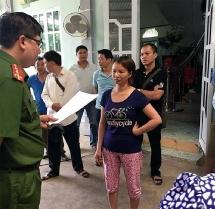 Bắt khẩn cấp mẹ nữ sinh giao gà ở Điện Biên