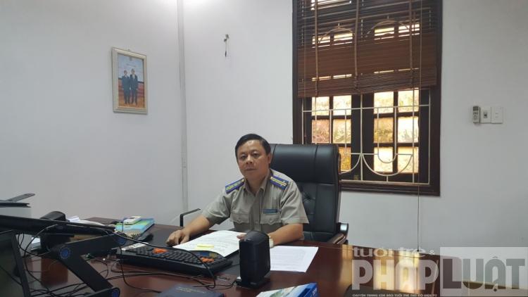 Cục thi hành án chỉ rõ trách nhiệm thuộc về Vietinbank Lào Cai