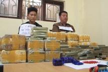 Điện Biên: Bắt 3 đối tượng đang vận chuyển 20kg ma túy