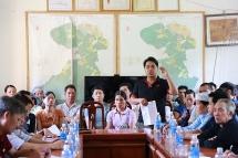 Sớm khắc phục thiệt hại, ổn định đời sống nhân dân vùng lũ Bản Hồ, Sa Pa