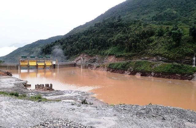 Thủy điện Sử Pán 1 xả lũ không đúng quy trình vận hành hồ chứa
