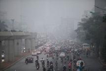 Thời tiết hôm nay 3/4: Hà Nội có mưa phùn và sương mù