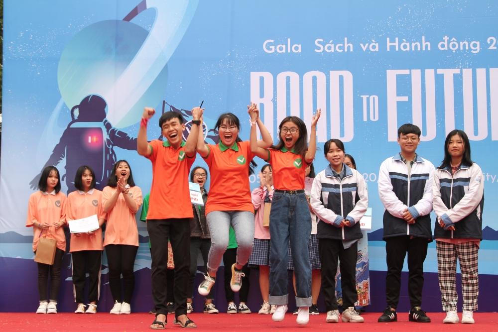 Sẵn sàng cho vòng chung kết Gala Sách và Hành động