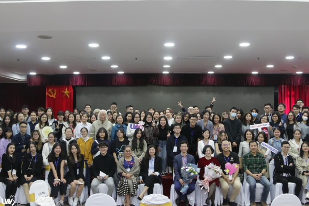 Cựu du học sinh Úc chia sẻ kinh nghiệm quý giá về du học