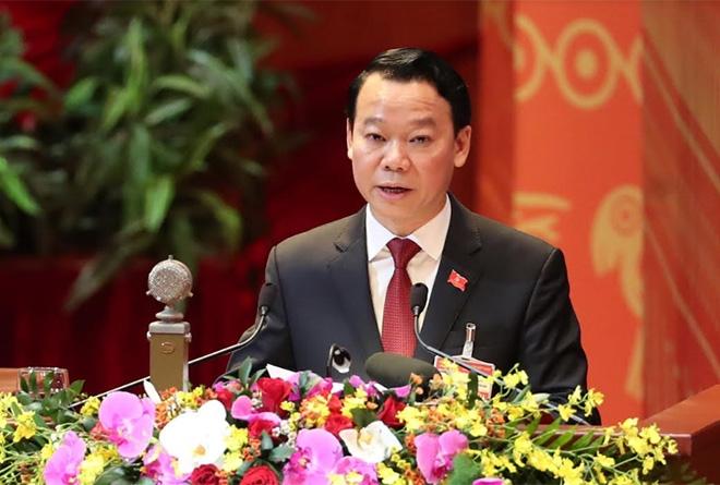 Đồng chí Đỗ Đức Duy trúng cử Ủy viên Ban Chấp hành Trung ương Đảng khóa XIII