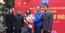 Tuổi trẻ Thủ đô ra sức phấn đấu lập thành tích dâng lên Đảng