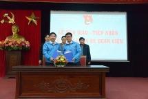 Huyện đoàn Thanh Trì tiếp nhận thêm cơ sở Đoàn