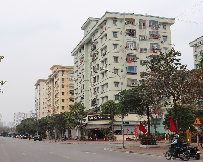 Hà Nội: Sẽ sử dụng 20 - 25% nguồn thu từ quỹ đất để xây nhà ở xã hội