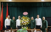 Chung tay cùng Bộ đội Biên phòng phòng chống dịch Covid-19