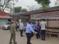 Bệnh viện Đa khoa Tuyên Quang chấm dứt hợp đồng với công ty bảo vệ sau hỗn chiến
