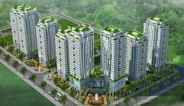 Dự án Nhà ở xã hội UDIC EcoTower tại Tân Triều, Thanh Trì chưa đủ điều kiện mở bán