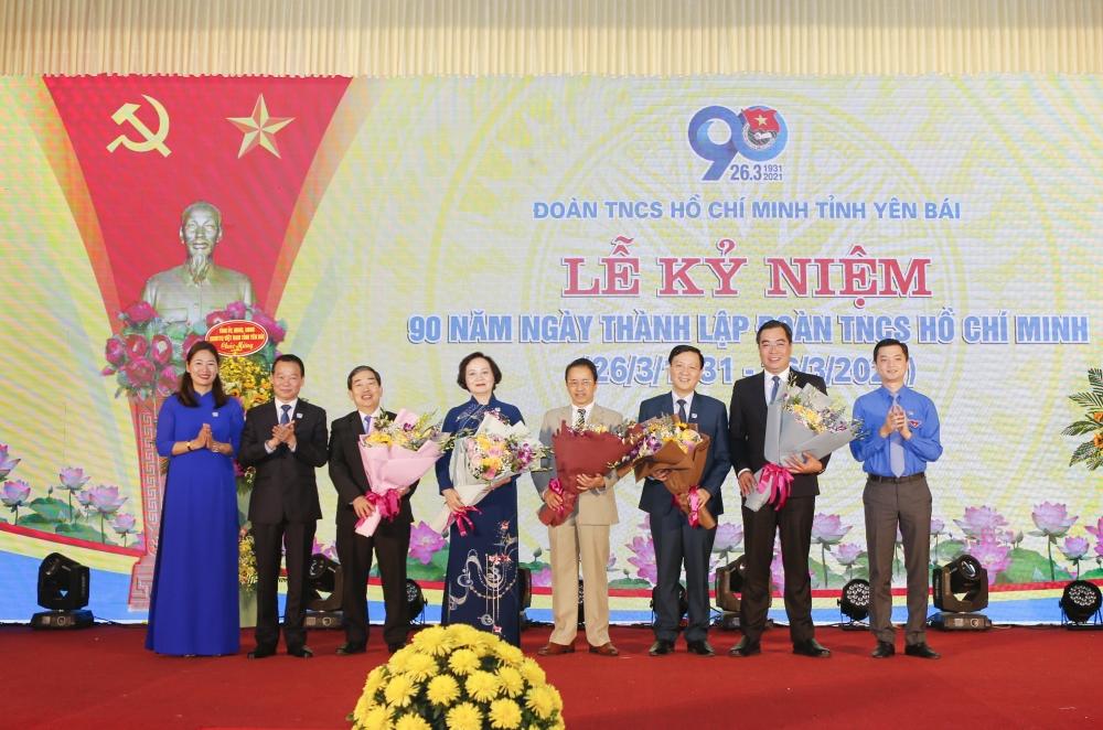 Tỉnh đoàn Yên Bái kỷ niệm 90 năm Ngày thành lập Đoàn TNCS Hồ Chí Minh
