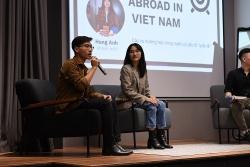 Bạn trẻ sẵn sàng chinh phục học bổng du học quốc tế nghìn đô tại Việt Nam