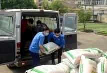 Chung tay hỗ trợ công nhân, người nghèo gặp khó khăn bởi dịch Covid-19