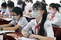 Sau cách ly xã hội, học sinh lớp 9 và 12 ở Yên Bái sẽ đi học từ ngày 23/4