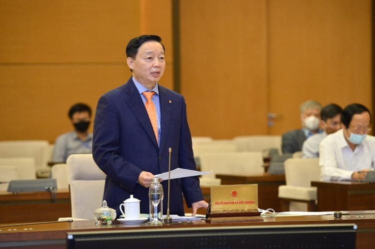 Ủy ban Thường vụ Quốc hội cho ý kiến về dự án Luật sửa đổi, bổ sung một số điều của Luật Bảo vệ môi trường