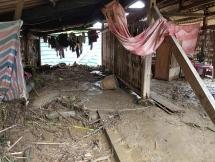 Yên Bái: Chủ động khắc phục hậu quả thiên tai do mưa đá và dông lốc trong những ngày vừa qua