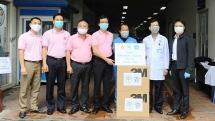 Hội Thầy thuốc trẻ Việt Nam: Chung tay phòng, chống dịch Covid-19 vì một Việt Nam khỏe mạnh