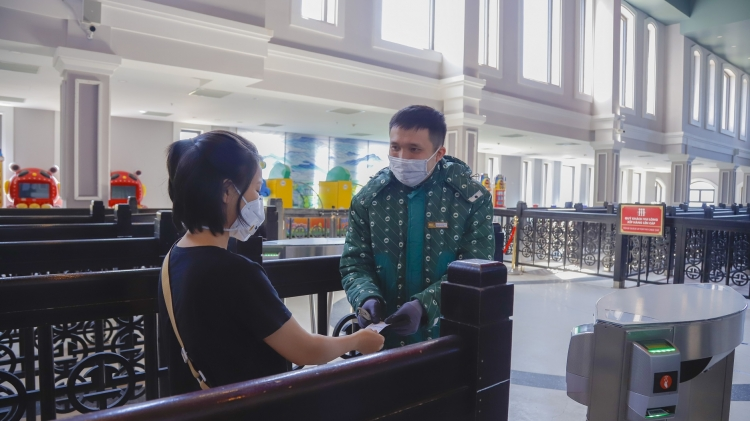 Người dân 6 tỉnh Tây Bắc được giảm giá vé cáp treo khi lên Fansipan dịp nghỉ lễ 30/4
