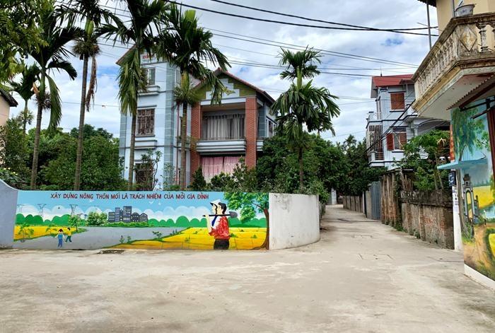 Hà Nội có thêm hai huyện đạt chuẩn nông thôn mới
