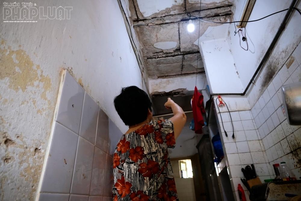 Hà Nội sẽ chi ngân sách để kiểm định, đánh giá chất lượng chung cư cũ