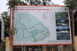 Dừng xây dựng nghĩa trang TP Sơn La cạnh trường Đại học Tây Bắc