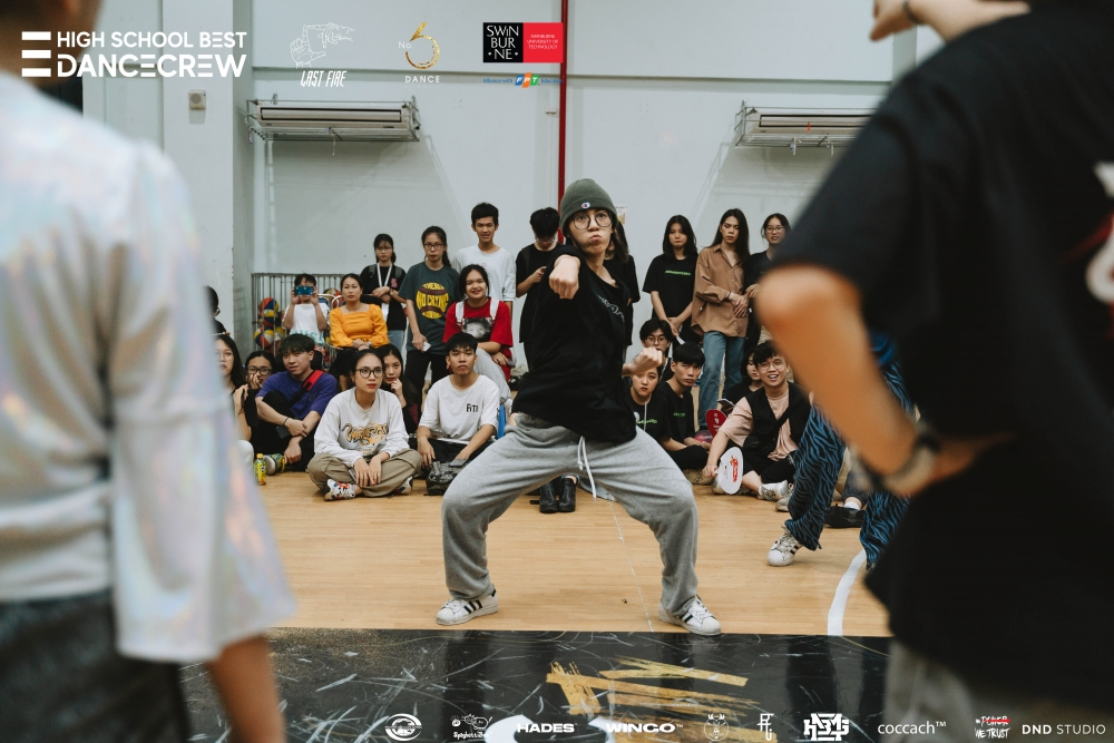 Cuộc thi nhảy Hiphop dành cho học sinh mang đầy ý nghĩa nhân văn