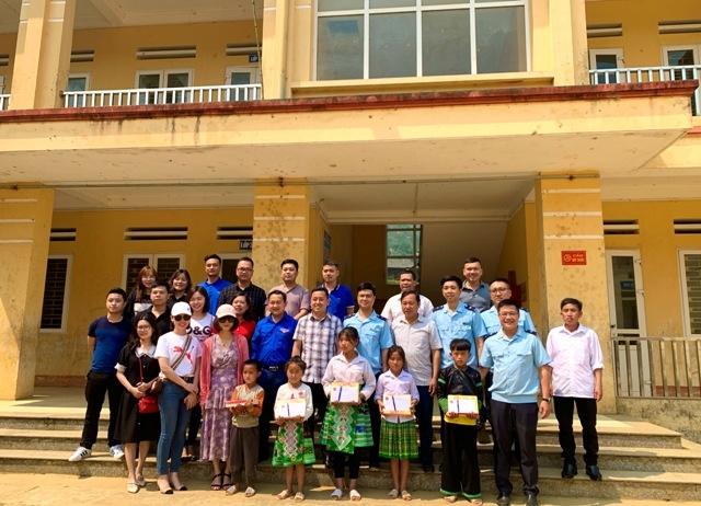 Khởi công xây dựng nhà tình nghĩa tại xã vùng cao của Yên Bái