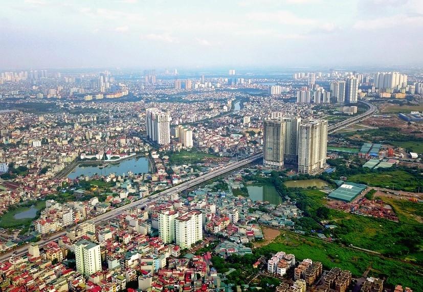 Thay đổi địa giới hành chính ba quận Nam Từ Liêm, Bắc Từ Liêm và Cầu Giấy