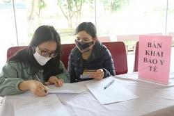 Người trở lại Hà Nội sau nghỉ lễ 30/4 và 1/5 bắt buộc phải khai báo y tế