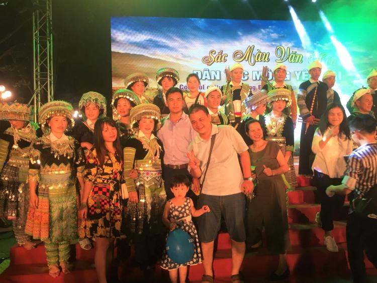 mang net dac sac ban lang nguoi hmong yen bai den voi thu do