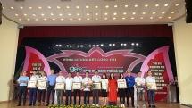 Đã tìm ra giải nhất cuộc thi Tìm hiểu lịch sử 90 năm Đảng bộ thành phố Hà Nội