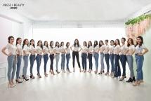 Khởi động bán kết cuộc thi Press Beauty 2020: Lộ diện top 10 người đẹp nữ sinh báo chí