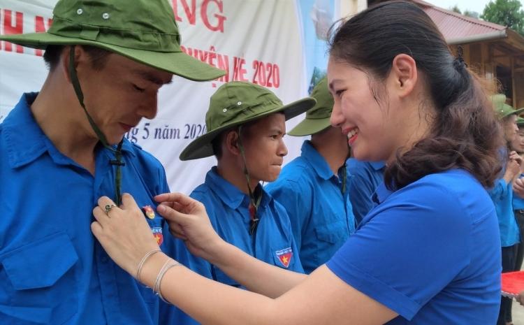 Tuổi trẻ Yên Bái khởi động chiến dịch tình nguyện hè 2020