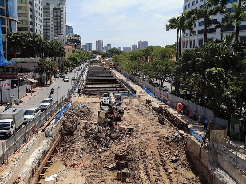 Hà Nội: Còn 165 dự án đầu tư xây dựng chậm làm hồ sơ quyết toán
