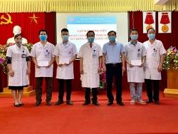 Yên Bái chi viện hỗ trợ Bắc Giang phòng chống dịch dịch bệnh Covid-19