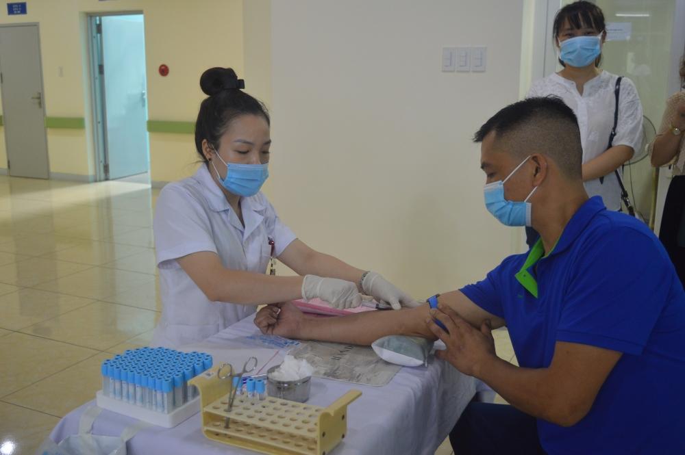 Tỉnh đoàn Yên Bái khởi động hiến máu tình nguyện vào dịp sinh nhật Bác